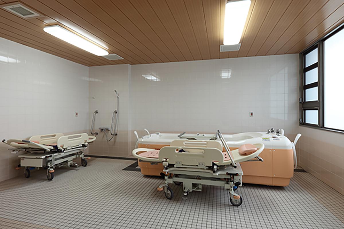 2階 共同浴室