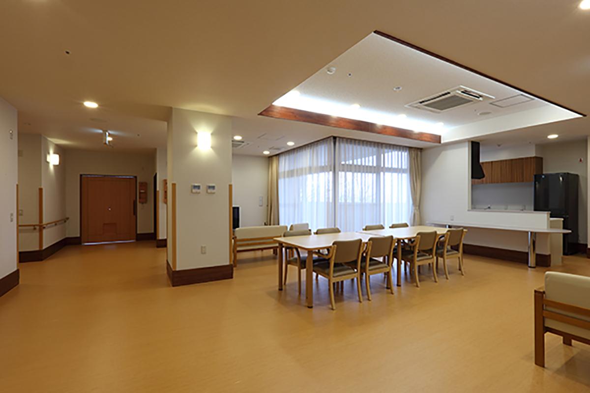 2階 共同生活室(南西側)
