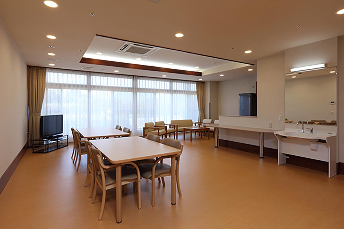 3階 共同生活室(北東側)